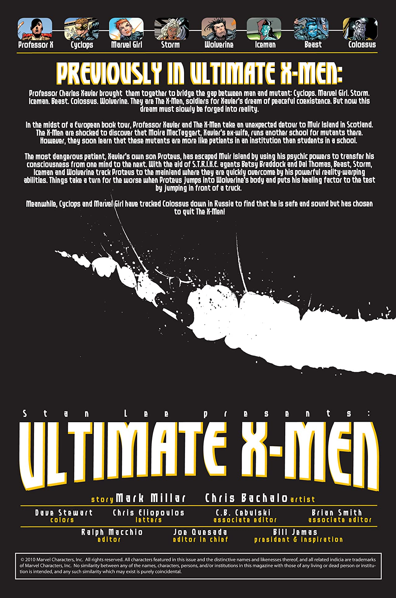 Ultimate X-Men #18