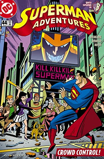Superman Adventures (1996-2002) #44