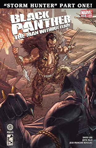Black Panther: The Man Without Fear (2010-2012) No.519