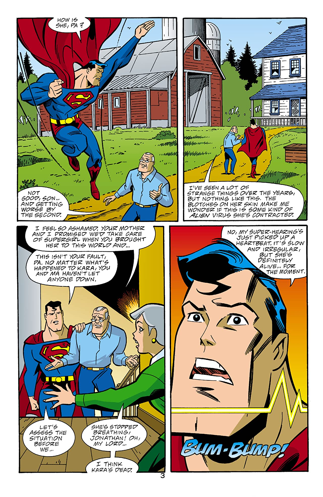 Superman Adventures (1996-2002) #52