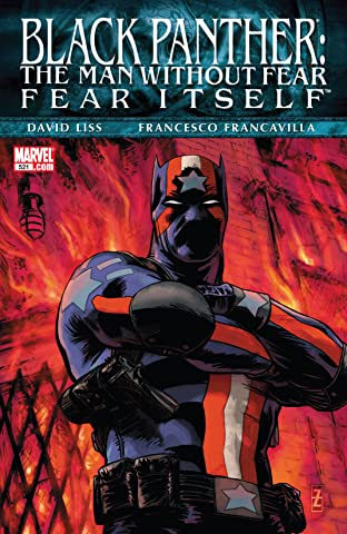 Black Panther: The Man Without Fear (2010-2012) No.521