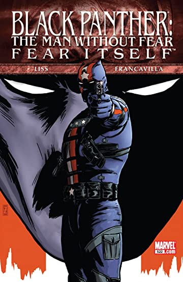 Black Panther: The Man Without Fear (2010-2012) #522