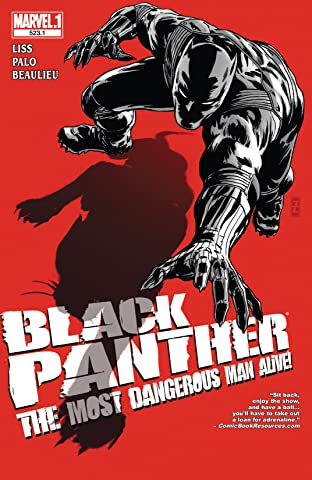 Black Panther: The Most Dangerous Man Alive (2010-2012) No.523.1