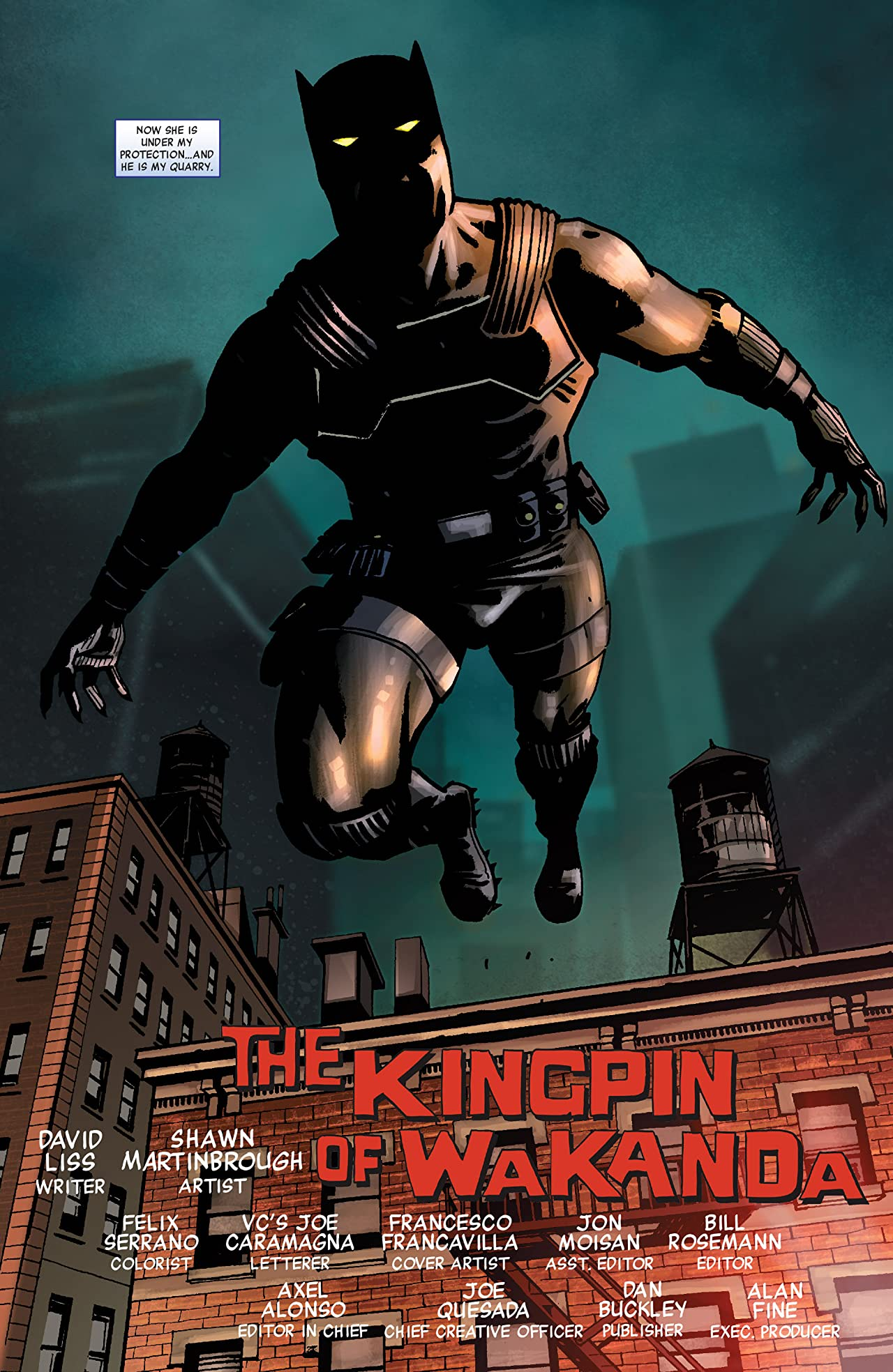 Black Panther: The Most Dangerous Man Alive (2010-2012) #525