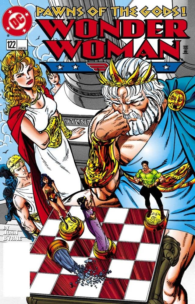 Wonder Woman (1987-2006) #122