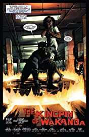Black Panther: The Most Dangerous Man Alive (2010-2012) #526