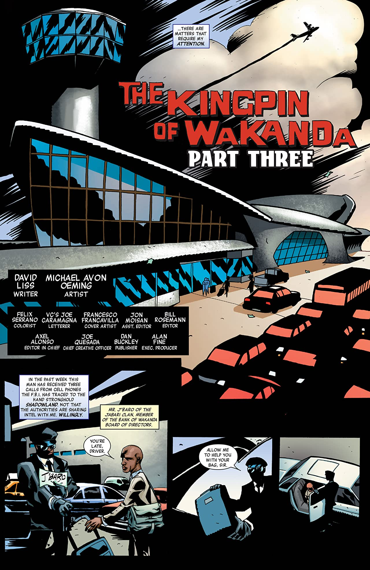 Black Panther: The Most Dangerous Man Alive (2010-2012) #527