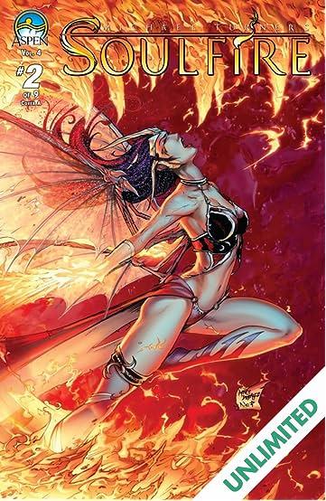 Soulfire Vol. 4 #2