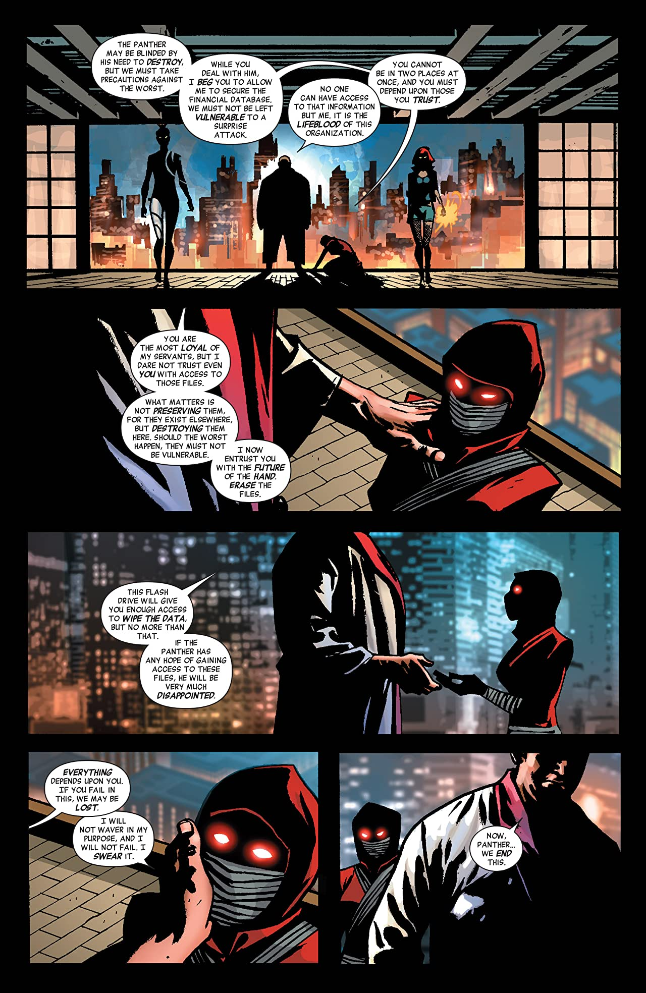 Black Panther: The Most Dangerous Man Alive (2010-2012) #529