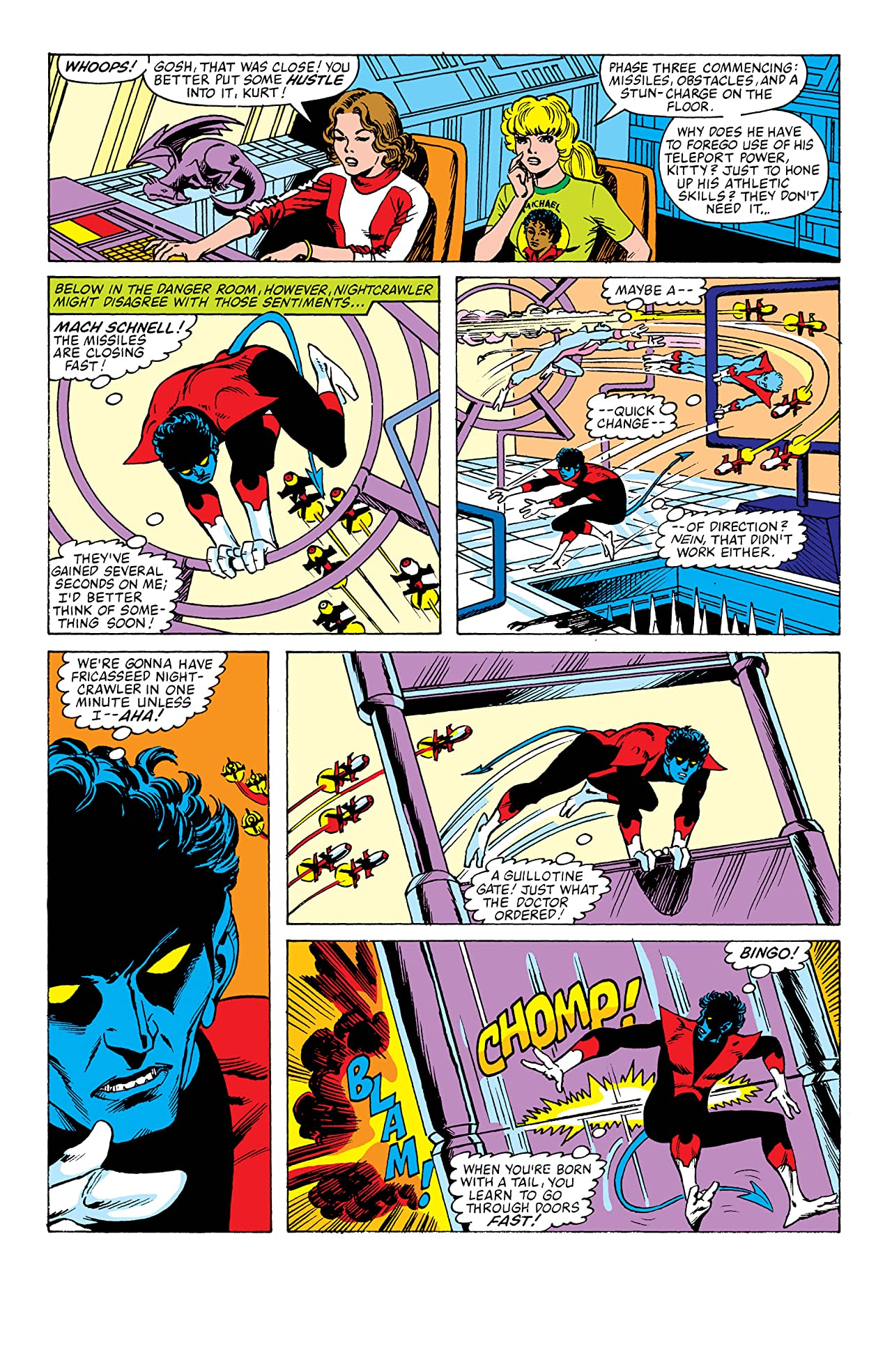 Nightcrawler (1985-1986) #1 (of 4)