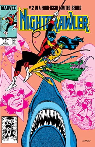 Nightcrawler (1985-1986) #2 (of 4)