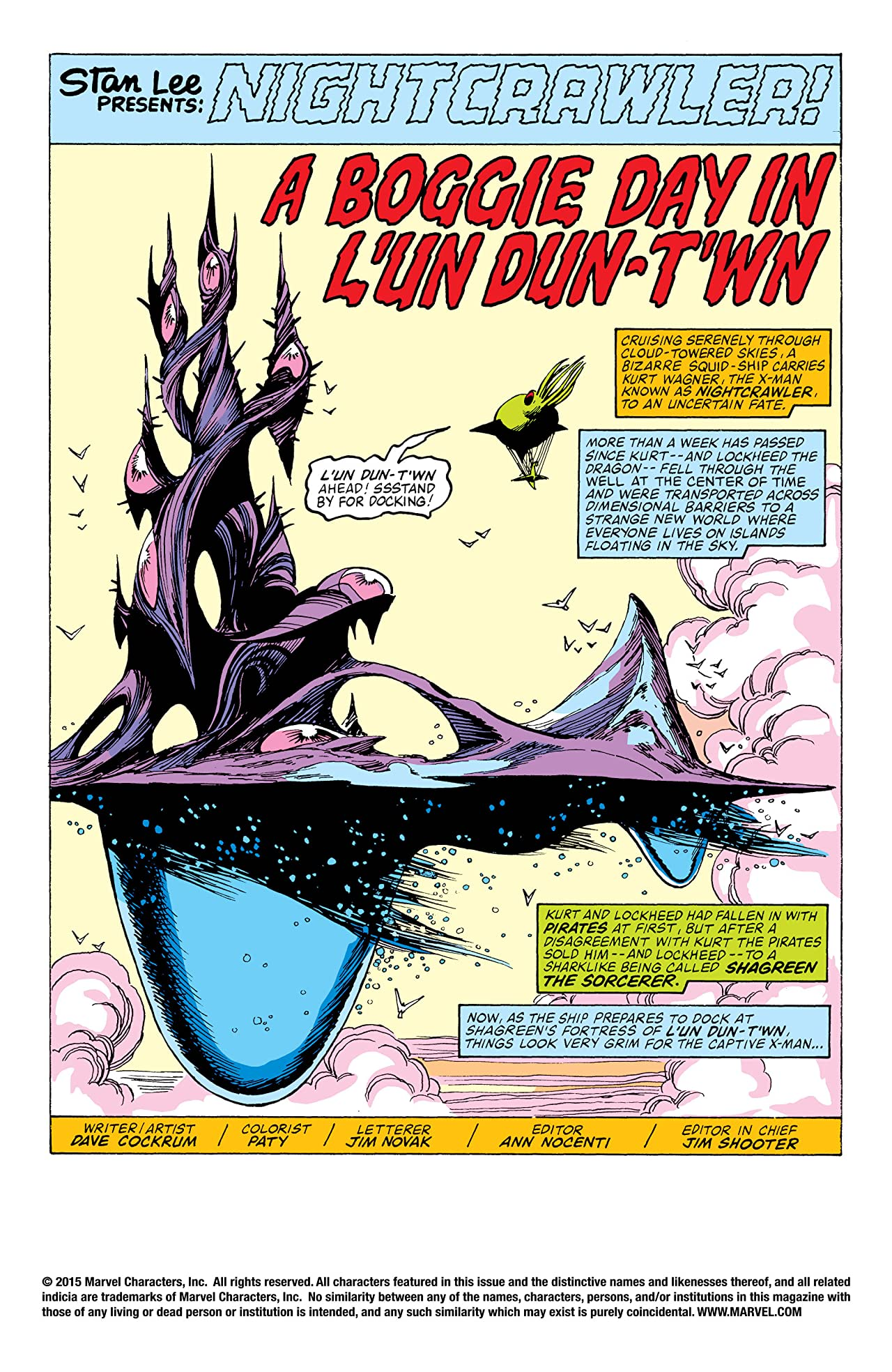 Nightcrawler (1985-1986) #2 (of 4)