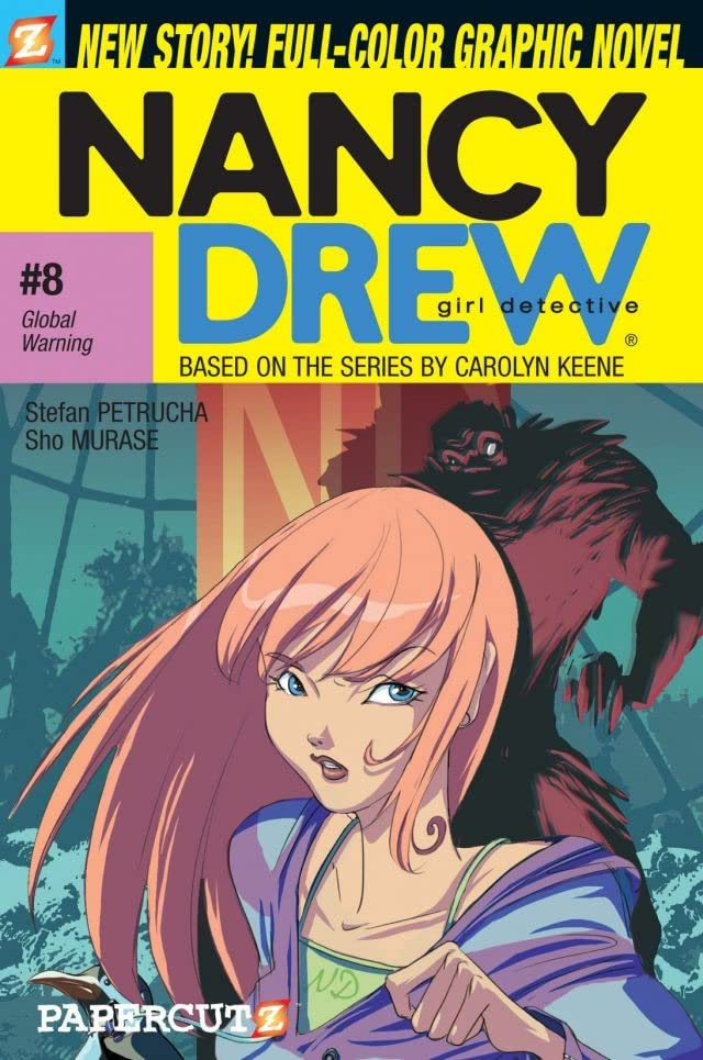 Nancy Drew Vol. 8: Global Warning