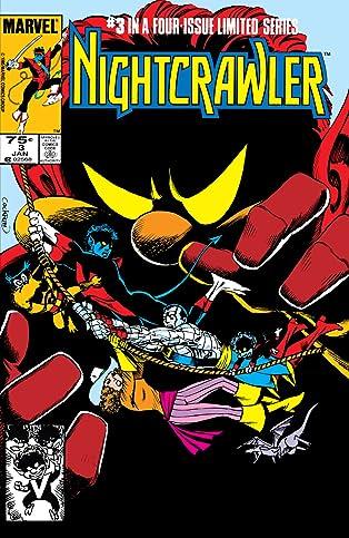 Nightcrawler (1985-1986) #3 (of 4)