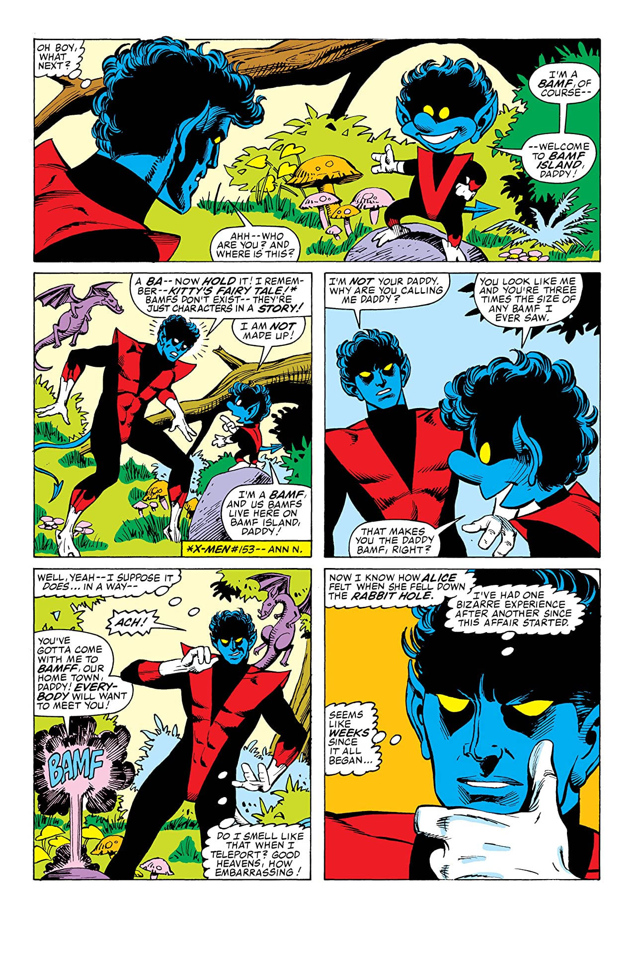 Nightcrawler (1985-1986) #3 (of 4)