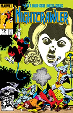 Nightcrawler (1985-1986) #4 (of 4)