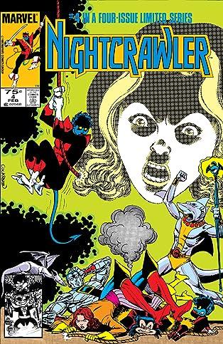 Nightcrawler (1985-1986) #4 (of 4)