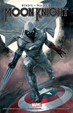 Moon Knight By Bendis and Maleev Vol. 1