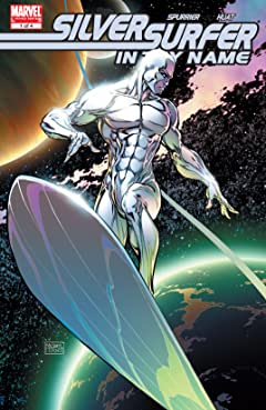 Silver Surfer: In Thy Name (2007-2008) #1 (of 4)