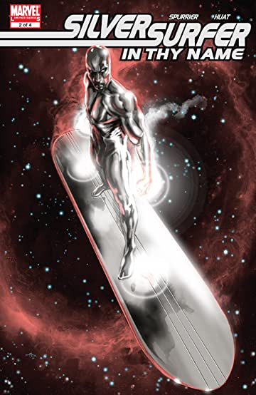 Silver Surfer: In Thy Name (2007-2008) #2 (of 4)