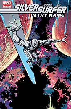 Silver Surfer: In Thy Name (2007-2008) #3 (of 4)