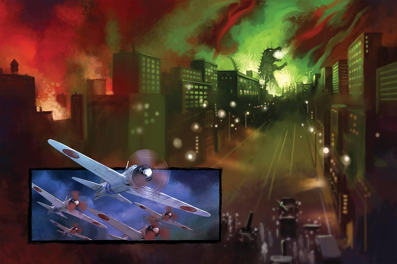 World War Kaiju