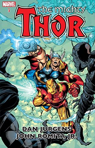Thor by Jurgens & Romita Jr. Vol. 3