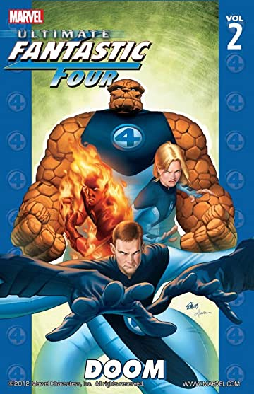 Ultimate Fantastic Four Tome 2: Doom