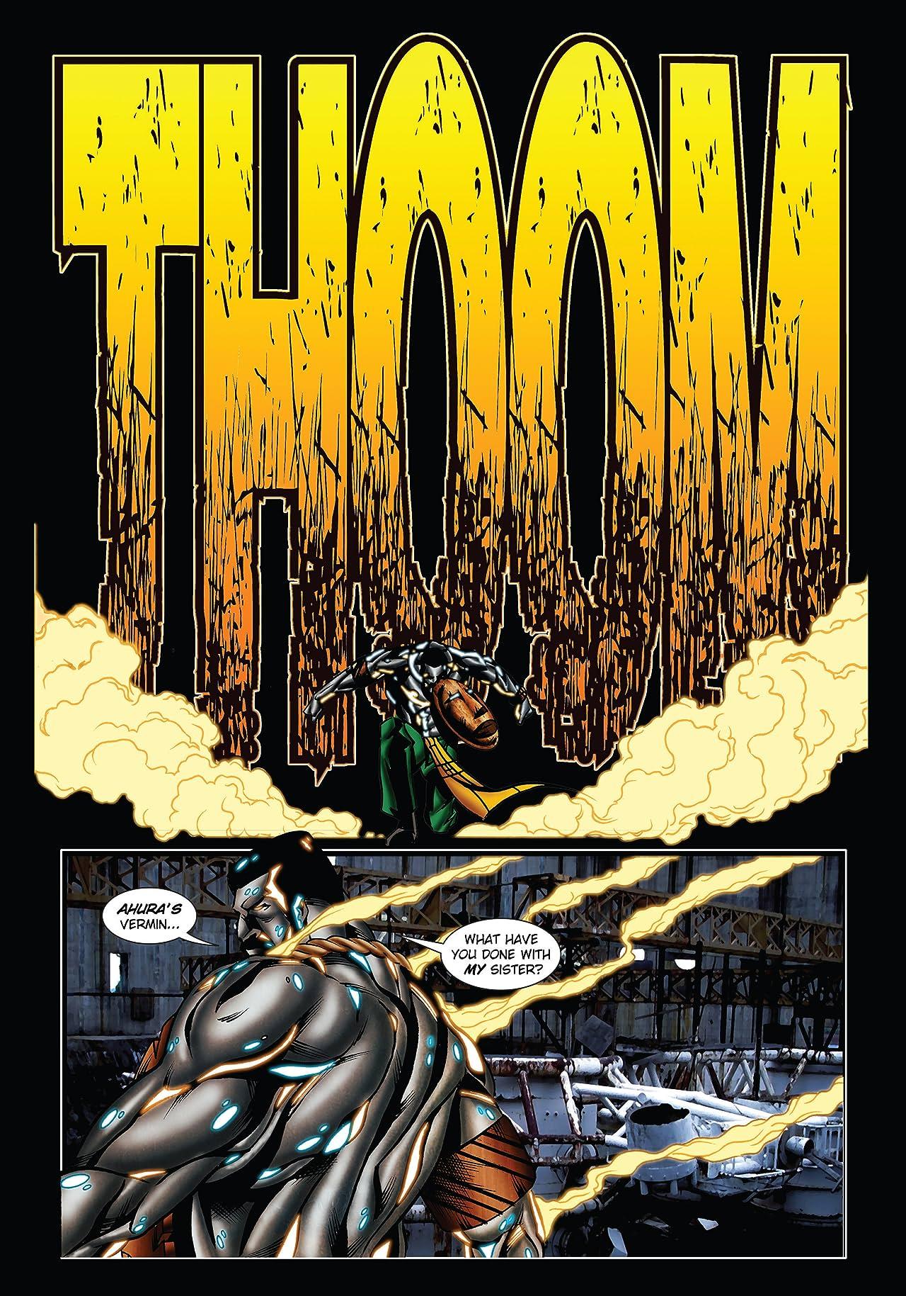 The Horsemen: Mark of the Cloven