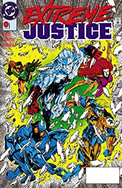 Extreme Justice (1995-1996) No.0
