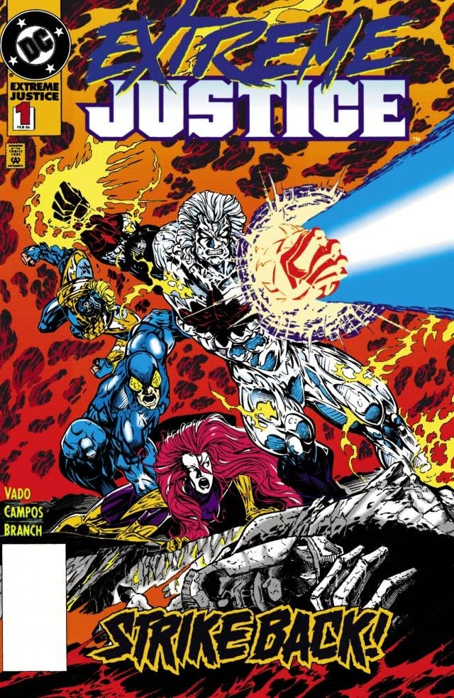Extreme Justice (1995-1996) #1