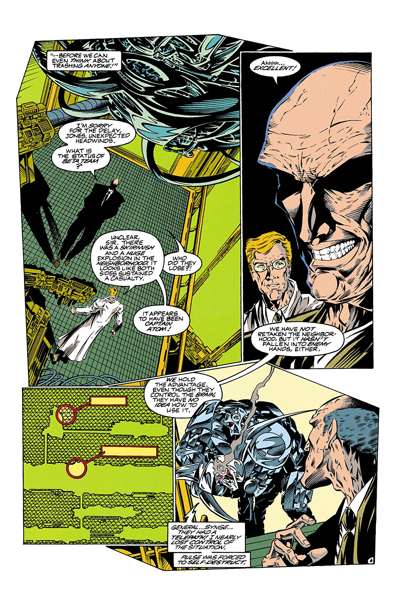 Extreme Justice (1995-1996) #2
