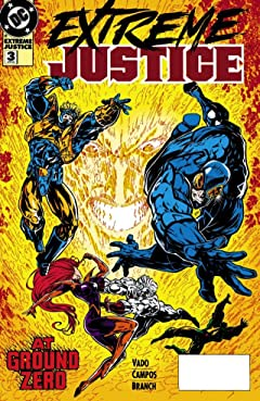 Extreme Justice (1995-1996) No.3