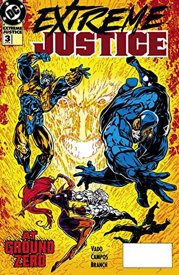 Extreme Justice (1995-1996) #3