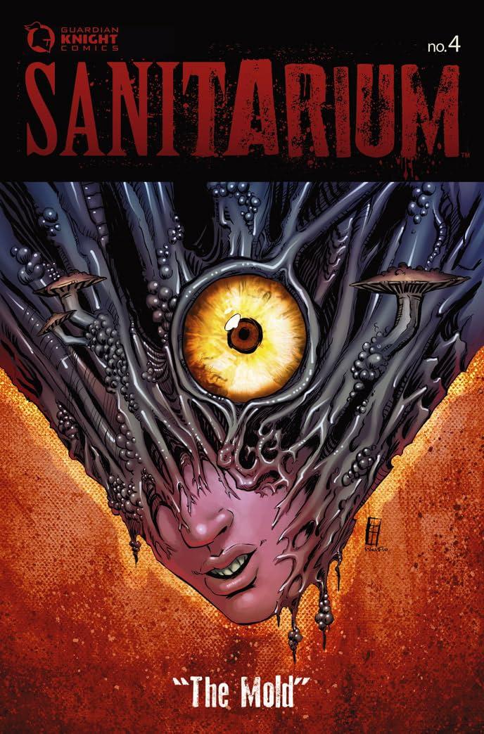 Sanitarium #4