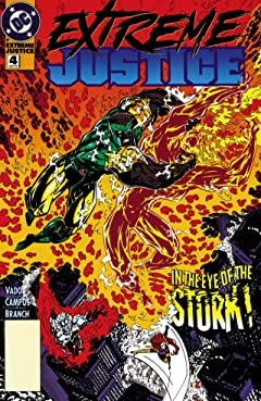 Extreme Justice (1995-1996) No.4