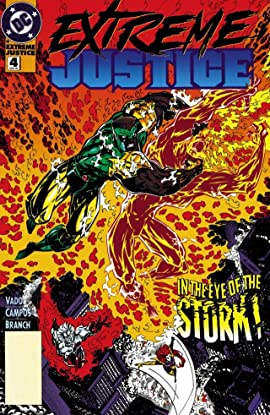 Extreme Justice (1995-1996) #4