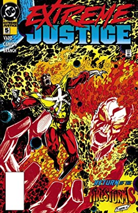 Extreme Justice (1995-1996) #5