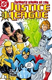 Formerly Known as the Justice League (2003) #1
