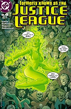 Formerly Known as the Justice League (2003) #4