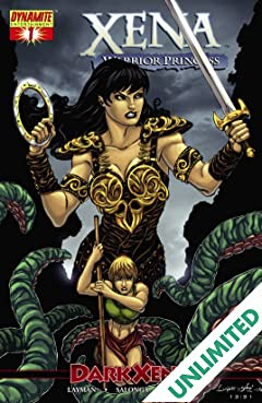 Xena: Warrior Princess - Dark Xena #1