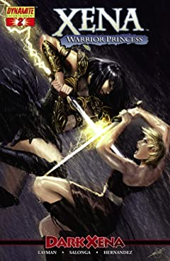 Xena: Warrior Princess - Dark Xena #2