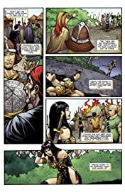 Xena: Warrior Princess - Dark Xena #3