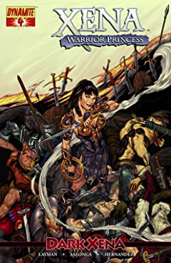 Xena: Warrior Princess - Dark Xena #4
