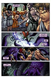 Xena: Warrior Princess - Dark Xena #4