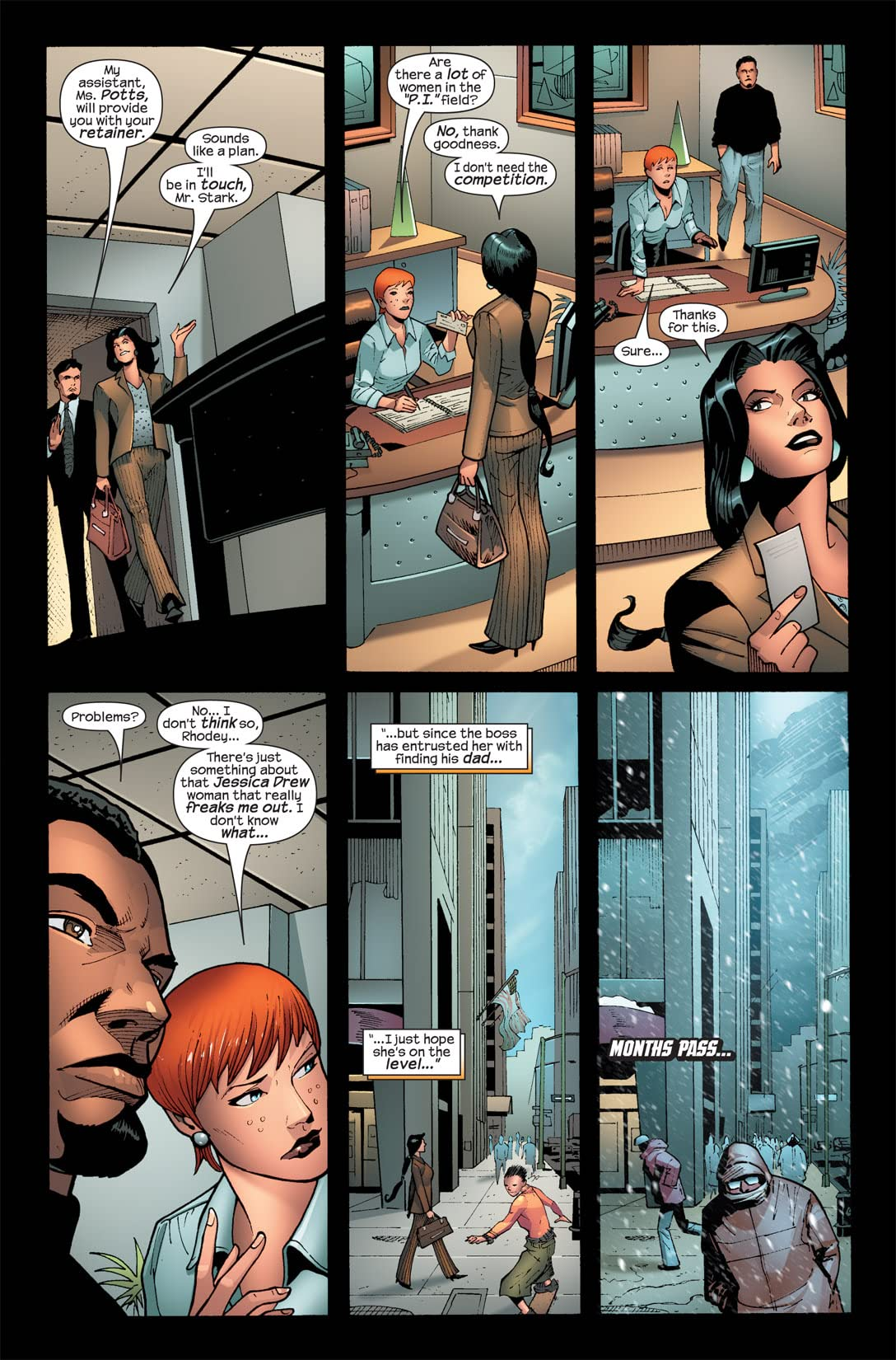 Marvel Adventures Iron Man (2007-2008) #10