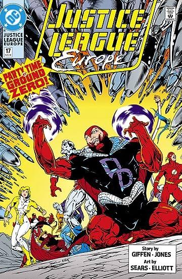Justice League Europe (1989-1993) #17