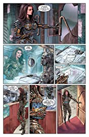 Witchblade #185