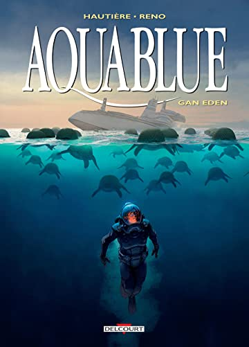 Aquablue Vol. 15: Gan Eden
