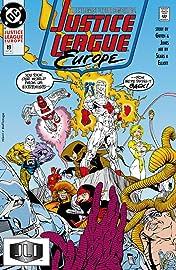 Justice League Europe (1989-1993) #19